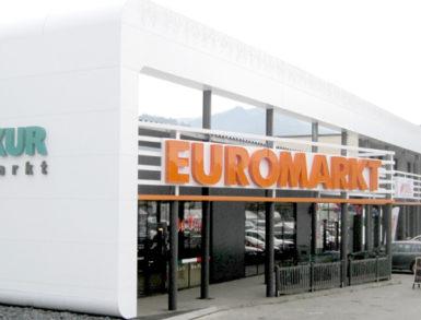 Euromarkt, Kapfenberg