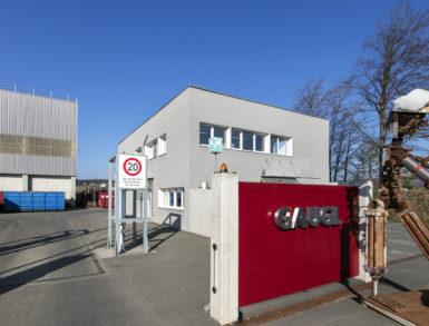 Gaugl Metallhandel, Tiefenbach