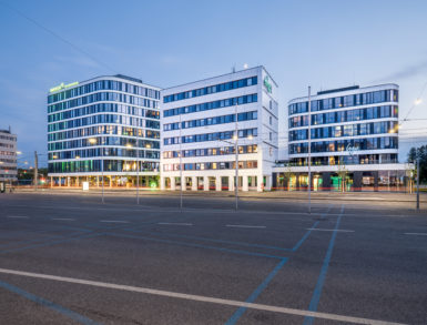Merkur Campus, Graz