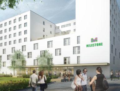Milestone, Graz